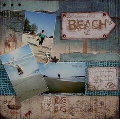 Beach LHP