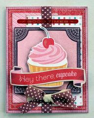Hey There, Cupcake