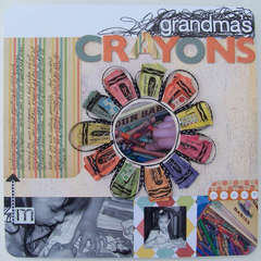 Grandma's Crayons - SM June/July 07