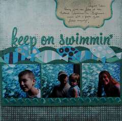 Keep on Swimmin'