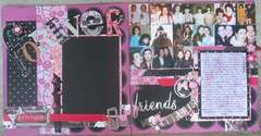 Forever Friends - full layout