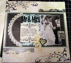 Mr. & Mrs. E