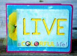Live A Colorful Life ***Core'dinations***