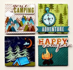 Camping Canvases