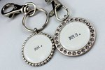 Mr. & Mrs. Key Chains