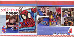 Spiderman Party (BHG Jan)