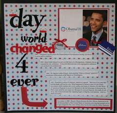 The Day the World Changed 4 ever!