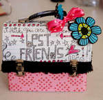 Best Friends Lunchbox Album