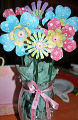 Pop up Posies Vase **Imaginisce**