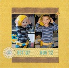 Oct'07 Nov'12