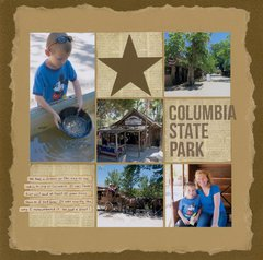 Columbia State Park
