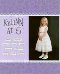 Kylinn at 5