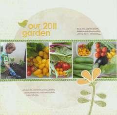 Our 2011 Garden