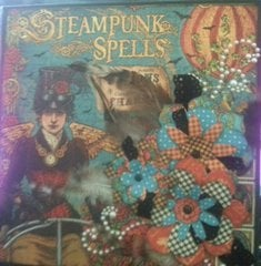 Steampunk and Spells Mini Album