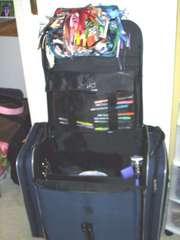 Rolling Bag, scrap room