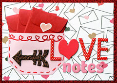 Love Notes **American Crafts**