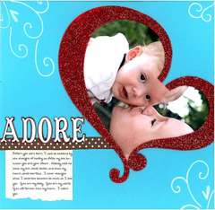 Adore *2007 Lucky 7 HM*