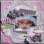 ***CT WORK ~ Flying Unicorn*** Rose Coloured Glasses