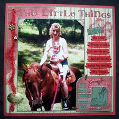 The Little Things - Coate Family Reunion