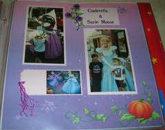 Cinderella & Suzie Mouse