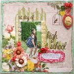 1st Day of High School **Websters Pages Modern Romance**