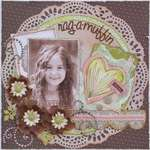 Rag-a-muffin  ***MY CREATIVE SCRAPBOOK***