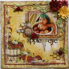 Apple of My Eye **Bo Bunny & Dusty Attic**