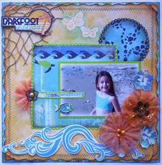 Barefoot & Bliss **BO BUNNY BLOG HOP!!**