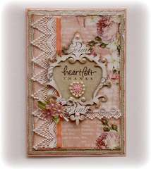 Thank-you Card **Websters Pages & Dusty Attic**