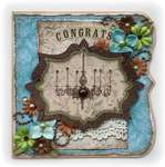 Congrats Card **PLUS BIG BLOG GIVEAWAY!!**
