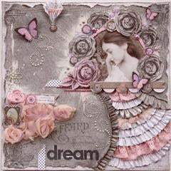 Dream **NEW Bo Bunny 'Isabella' Collection**
