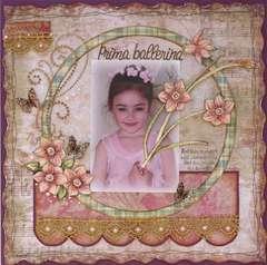 Prima Ballerina **FireCracker Designs**