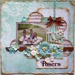 Posers **My Creative Scrapbook**