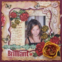 Brilliant  ***MY CREATIVE SCRAPBOOK***