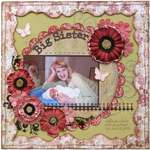 Big Sister  ***MY CREATIVE SCRAPBOOK***
