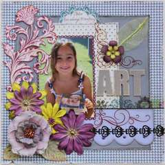 Art ***MY CREATIVE SCRAPBOOK***