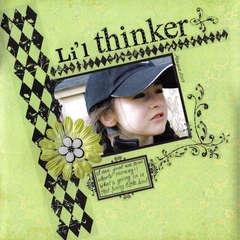 Li'l thinker