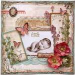 Little Treasure **Bo Bunny ~ Gabrielle!**