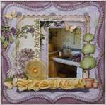 Love Potting Sheds **Websters Pages & Dusty Attic DT**