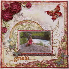 Grace **MY CREATIVE SCRAPBOOK**