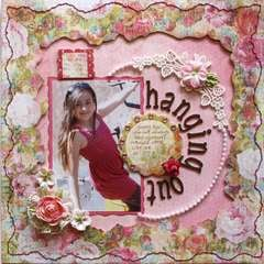 Hanging Out  **My Creative Scrapbook**