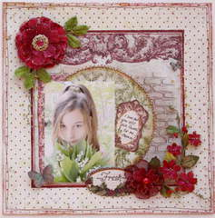 Fresh  **MY CREATIVE SCRAPBOOK**