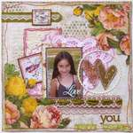 Love You  **MY CREATIVE SCRAPBOOK**