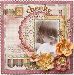 Cheeky ***MY CREATIVE SCRAPBOOK***