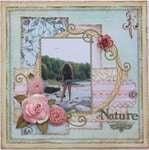 Nature ***MY CREATIVE SCRAPBOOK***