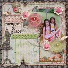 Meagan & Grace **Webster's Pages**  Plus Shopping Spree!!