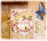 Baby Card **Websters Pages**