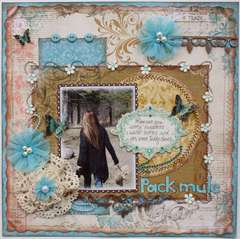 Pack Mule **Bo Bunny & Dusty Attic**