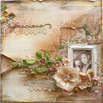 Precious **Scrapbook Diaries Kit & VIDEO Tutorial**