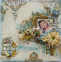 Princess **Maja Design & Dusty Attic**